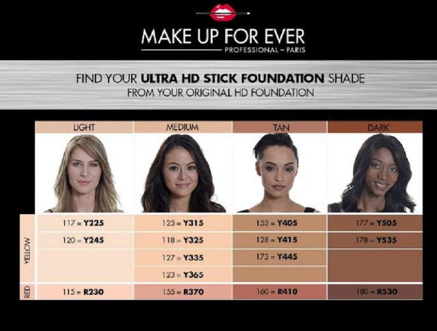 Makeup forever hd foundation shade 128