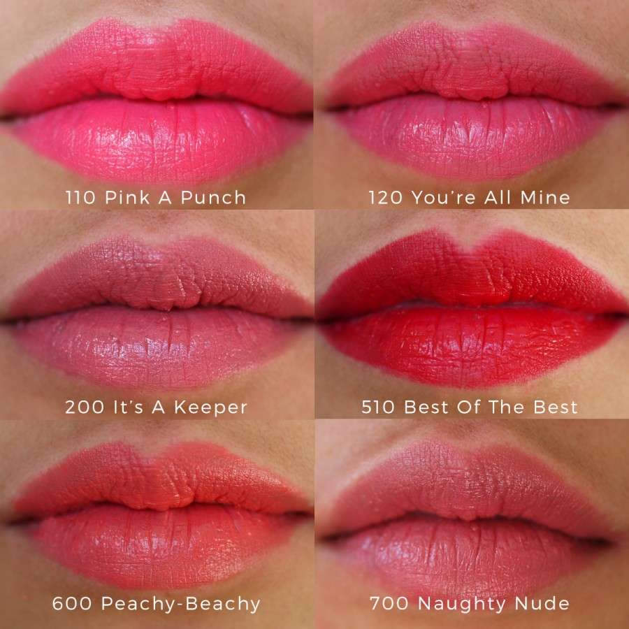 Beauty Bucketeer - Rimmel The Only 1 Lipstick Review